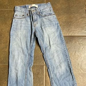 Girls Levi's jeans size 10 slim